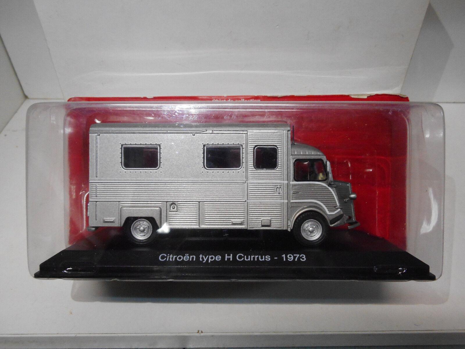 CITROEN TYPE H CURRUS 1973 1973 1973 CAMPING CAR HACHETTE 1 43 8b16bf