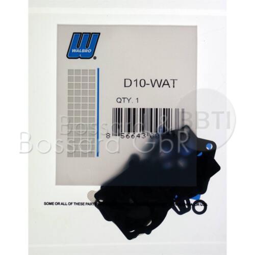 Original Walbro Membransatz für viele WA /& WT Vergaser D10 WAT D10-WAT D10WAT