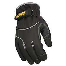 Radians DeWalt Work Gloves DPG748 Wind/Water Resistant Cold Weather Winter XL