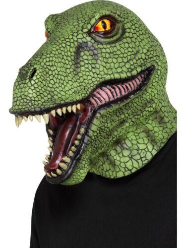 Dinosaures Latex vollmaske Carnaval Dino T-Rex Masque Lézard