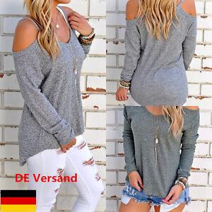 DE-Damen-Traeger-Top-Schulterfrei-Blusen-Damenmode-Oberteil-Traegertops-Mode-Shirt