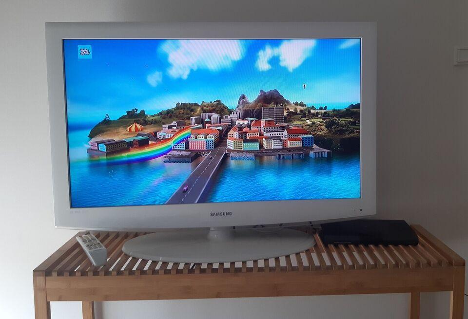 "LCD tv, AFVENTER - 40"" Samsung, Perfekt"