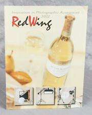 Red Wing Photographic Accessories Catalogue Brochure (g10)