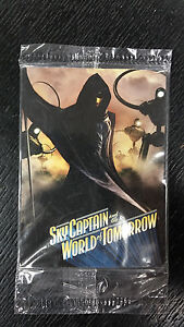 SKY-CAPTAIN-amp-THE-WORLD-OF-TOMORROW-MOVIE-PROMO-4-TRADING-CARD-PACK-SEALED