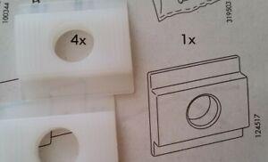 1x IKEA Abstandshalter 124517 METOD Hängeschrank ...