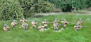 28mm-WW2-Russian-Soviet-Rifle-Squad-01-Bolt-Action-Chain-of-Command