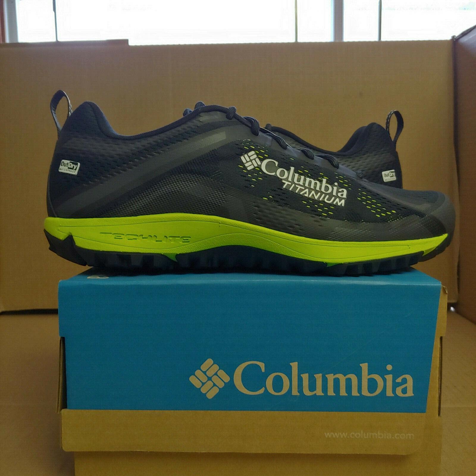 Columbia  Conspiracy III Titanium Outdry  Mens Size 11.5 BM 4591-010