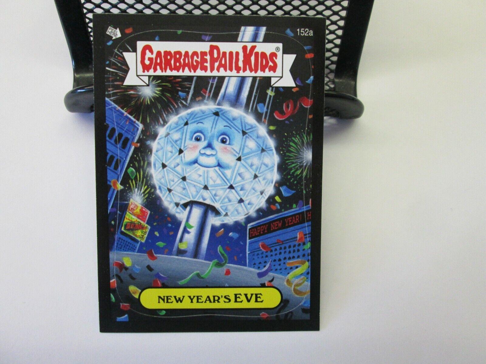 Garbage Pail Kids Mini Cards 2013 Black Parallel Base Card 161b Lovesick NICK