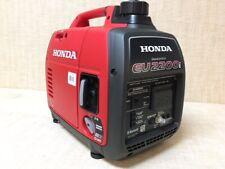 Honda Eu2200i Inverter Generator 2200 Watts Eu2200i Co Minder
