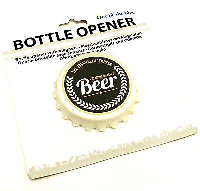 Beer Opener Party Novelty GIFT NEW Bottle Opener Cap Design