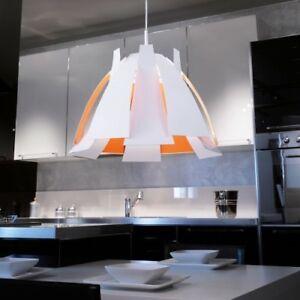 Design-Pendelleuchte-weiss-55cm-Haengeleuchte-Kuechenlampe-Wohnzimmer-Pendel-Lampe