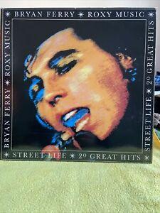 Roxy-Music-Bryan-Ferry-Street-Life-1989-Reprise-Gatefold-2-LP-FREE-SHIPPING