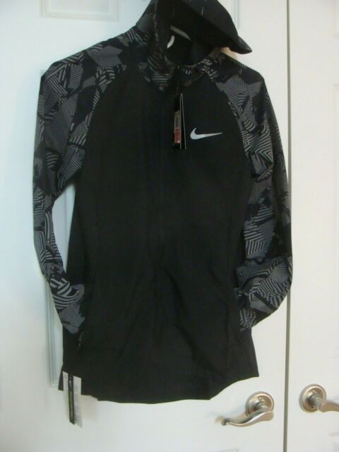 6f39cba78b Women's Nike AQ4743 010 Essential Flash Reflective Running Jacket Size XS,  ...