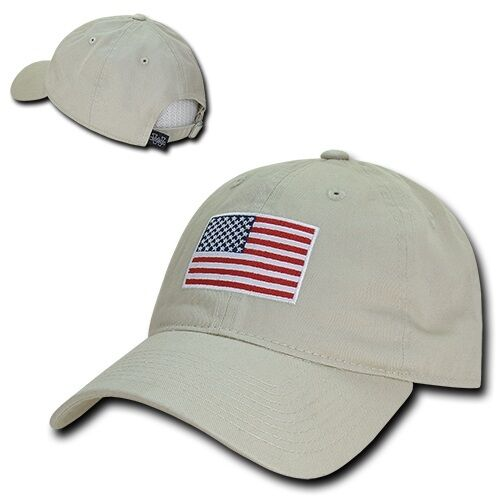 Details about Stone USA US American Flag Patch United States America Polo  Baseball Hat Cap