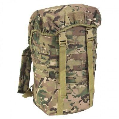 Nuovo Highlander Militare Dell'esercito Schermaglia Pack Escursionismo Camping Caccia Essentials-mostra Il Titolo Originale Da Processo Scientifico