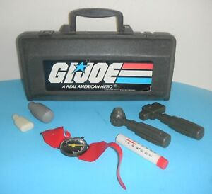 Lot-1980s-GI-Joe-Nasta-Kids-Paramedic-Dr-Play-Set-Medical-Kit-Accessories-amp-Case