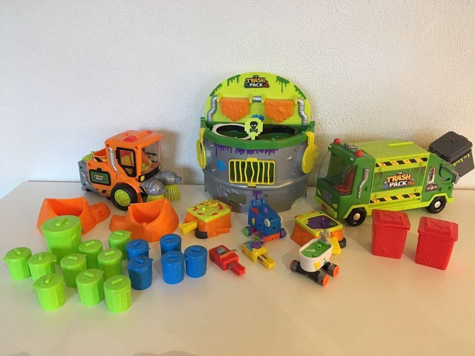 Blandet legetøj, TrashPack, TrashPack