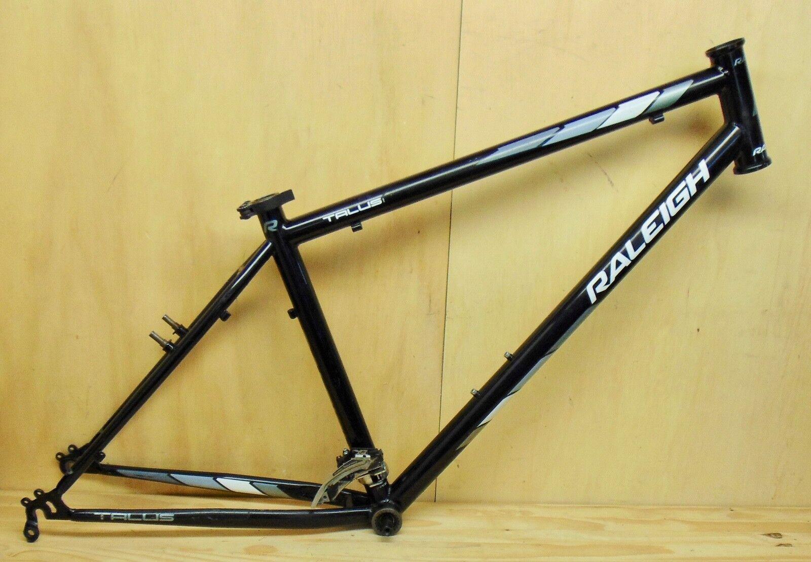 Raleigh Talus Bicicleta de montaña 17.5  solo marco se adapta 27.5  Neumáticos De Bicicleta