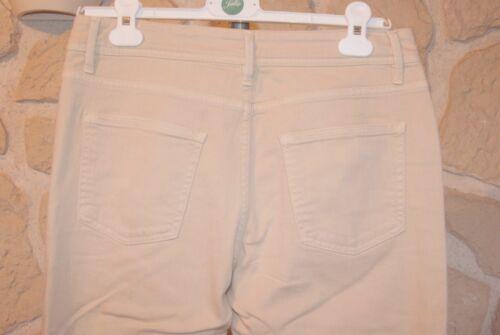 44 New For Taglia Marca Tagged chiusa 219 Straight € Jeans Beige United qqzrxwntOW