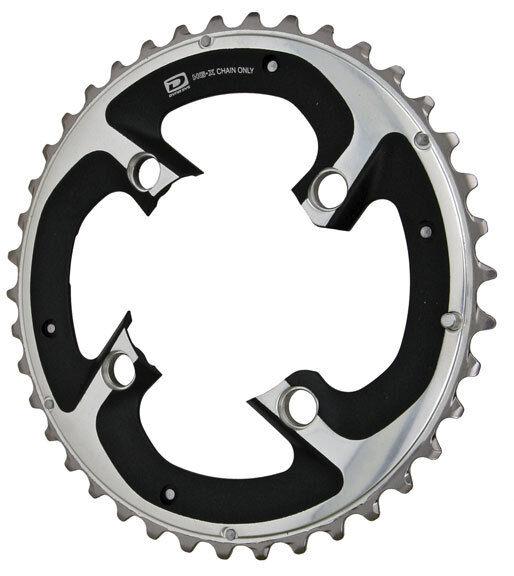 Shimano XTR M985 2x10 Velocidad Mountain Bike MTB Cadena 88mm Bcd - 40t Ag