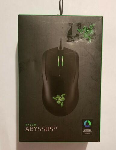 Razer Abyssus V2 Ambidextrous Gaming Mouse 5000 DPI Optical Sensor Free Shipping