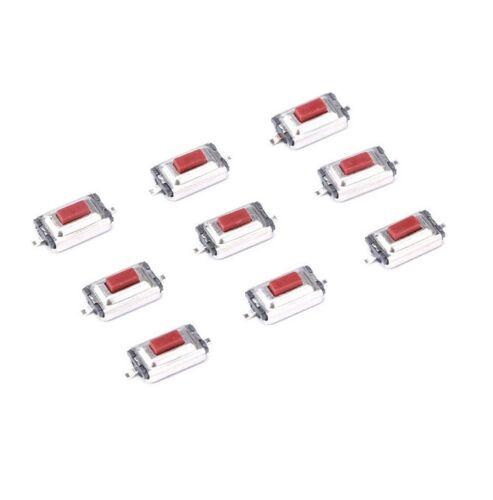 50PCS NEW 3X6X2.5mm Tactile Push Button Switch Tact Switch Micro Switch 2 Pin