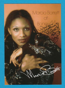 Marcia Barrett ( Boney M ) -  # 10174