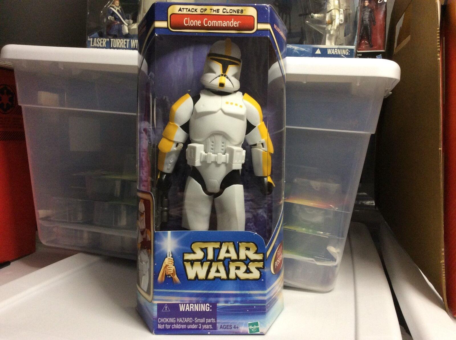 Star wars aotc 2002 12  - klon commander abbildung w   blaster gewehr