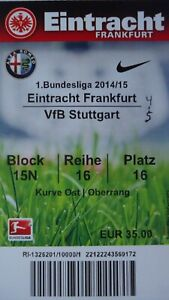 Eintracht Frankfurt Tickets Ebay