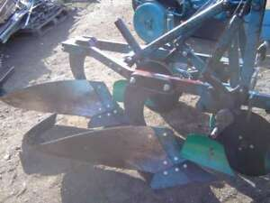 Top Link with Spring Levers for Plough
