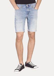 3561ac9d NWT Men's Levi's 511 Slim-Fit Cutoff Jean Shorts 365150050 Stormy ...