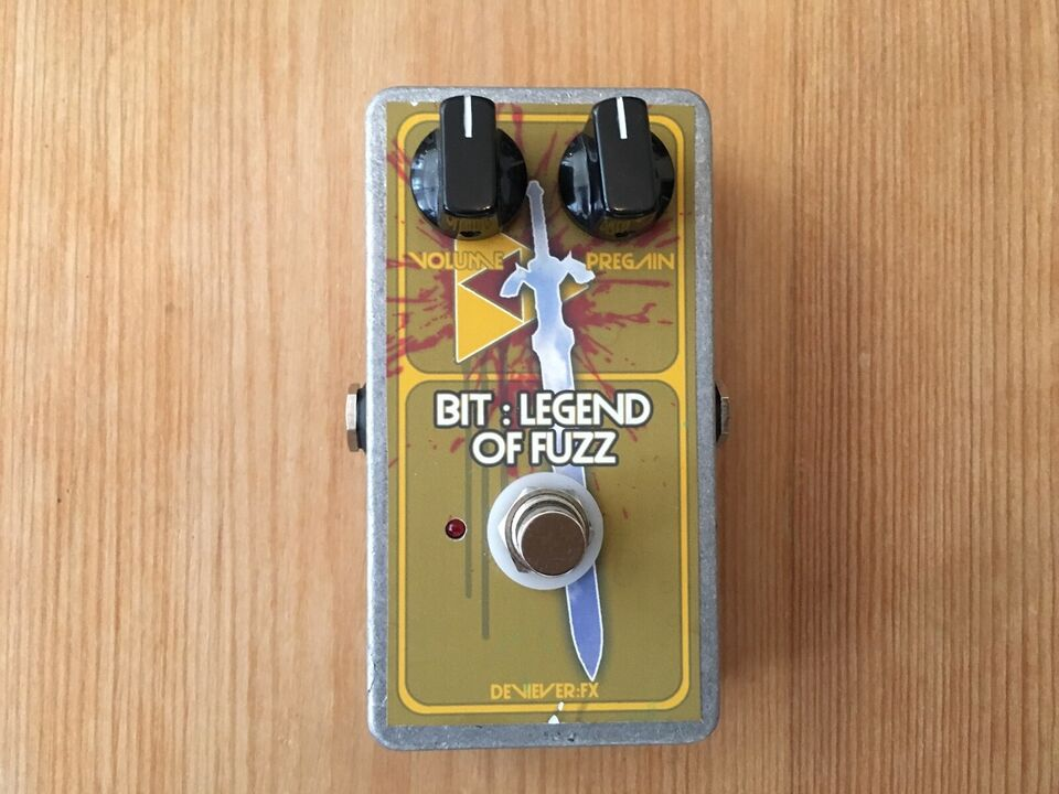 Fuzz BIT:LEGEND OF FUZZ
