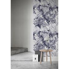 Vlies Fototapete Vogelbeere und Blätter Aquarell Tapete aus Kunstwerke