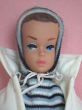 Vintage Barbie #975 Winter Holiday 1959-1963 fashion + Fashion Queen doll 1963