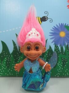 "NEW IN ORIGINAL BAG HIPPIE // HIPPY 5/"" Russ Troll Doll Rare"