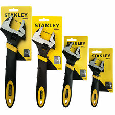 Heavy Duty Stanley Adjustable Wrench 150MM 200MM 250MM 300MM Laser Etched Scale