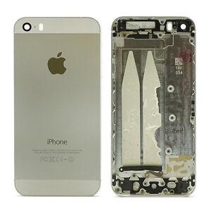 Original Apple iPhone 5 5C 5S Back Cover Mid Frame Housing