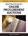Best Practices for Online Procurement Auctions by Diane H. Parente (Hardback, 2008)