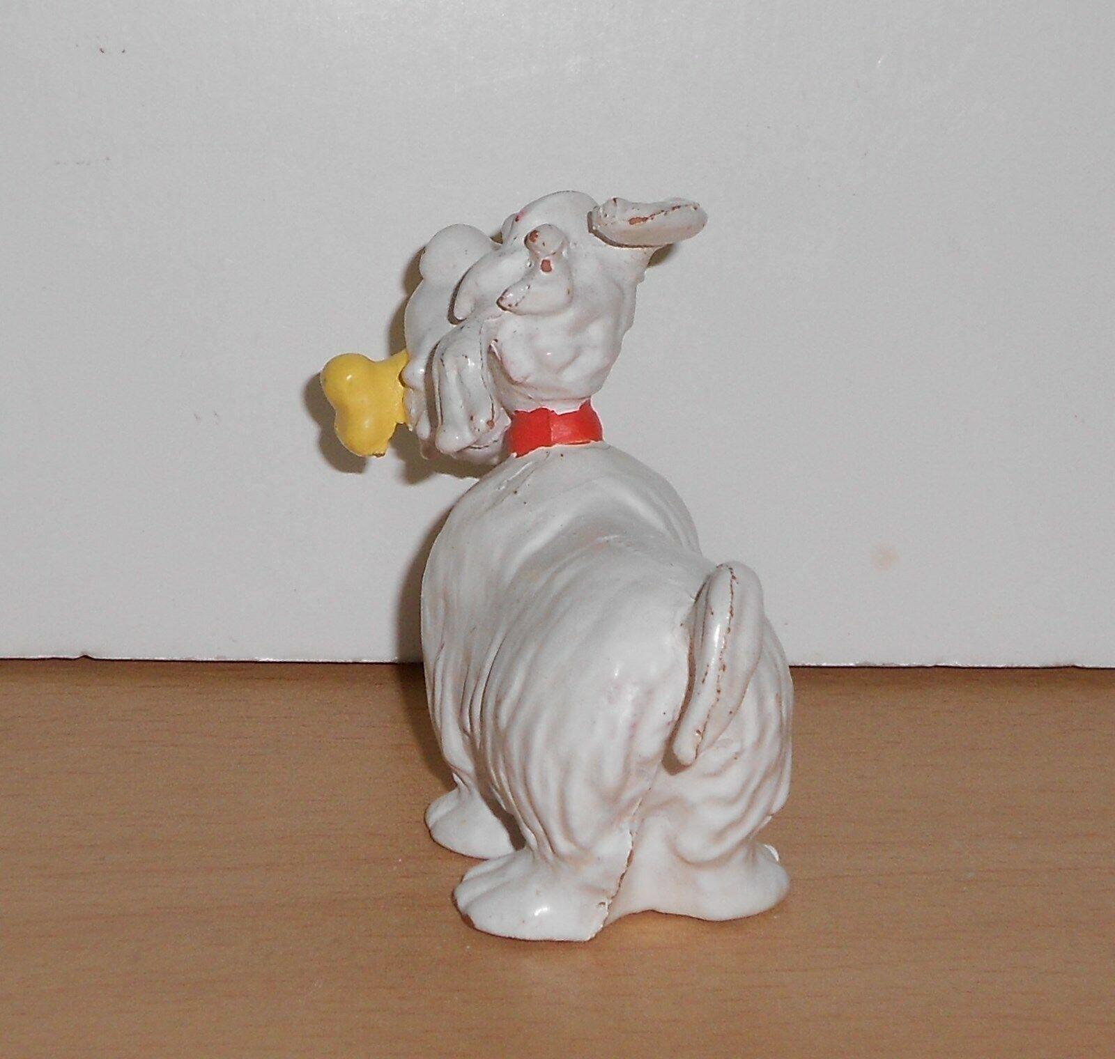 PVC TOY FIGURE Figurine DENNIS THE MENACE - RUFF RUFF RUFF THE DOG - 1980's 4b7e80