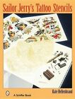 Sailor Jerry's Tattoo Stencils by Kate Hellenbrand (Paperback, 2002)