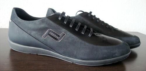 Noir Chaussures Homme Porsche Dl1 Jersey Cuir Gr Neuf Design Sneakers New Chaussures 46 tYqRz