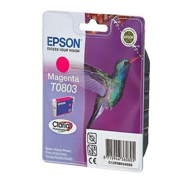 Epson T0803 Magenta Hummingbird P50 PX650 PX700W PX710W PX720WD PX730WD PX800FW