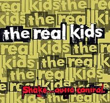 THE REAL KIDS SHAKE OUTTA CONTROL UGLY POP RECORDS LP VINYLE NEUF NEW