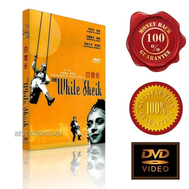 The White Sheik (1952) - Federico Fellini - NEW DVD
