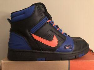 buy popular 249aa 9c278 Image is loading Nike-Air-Force-2-High-Supreme-Barkley-Nyc
