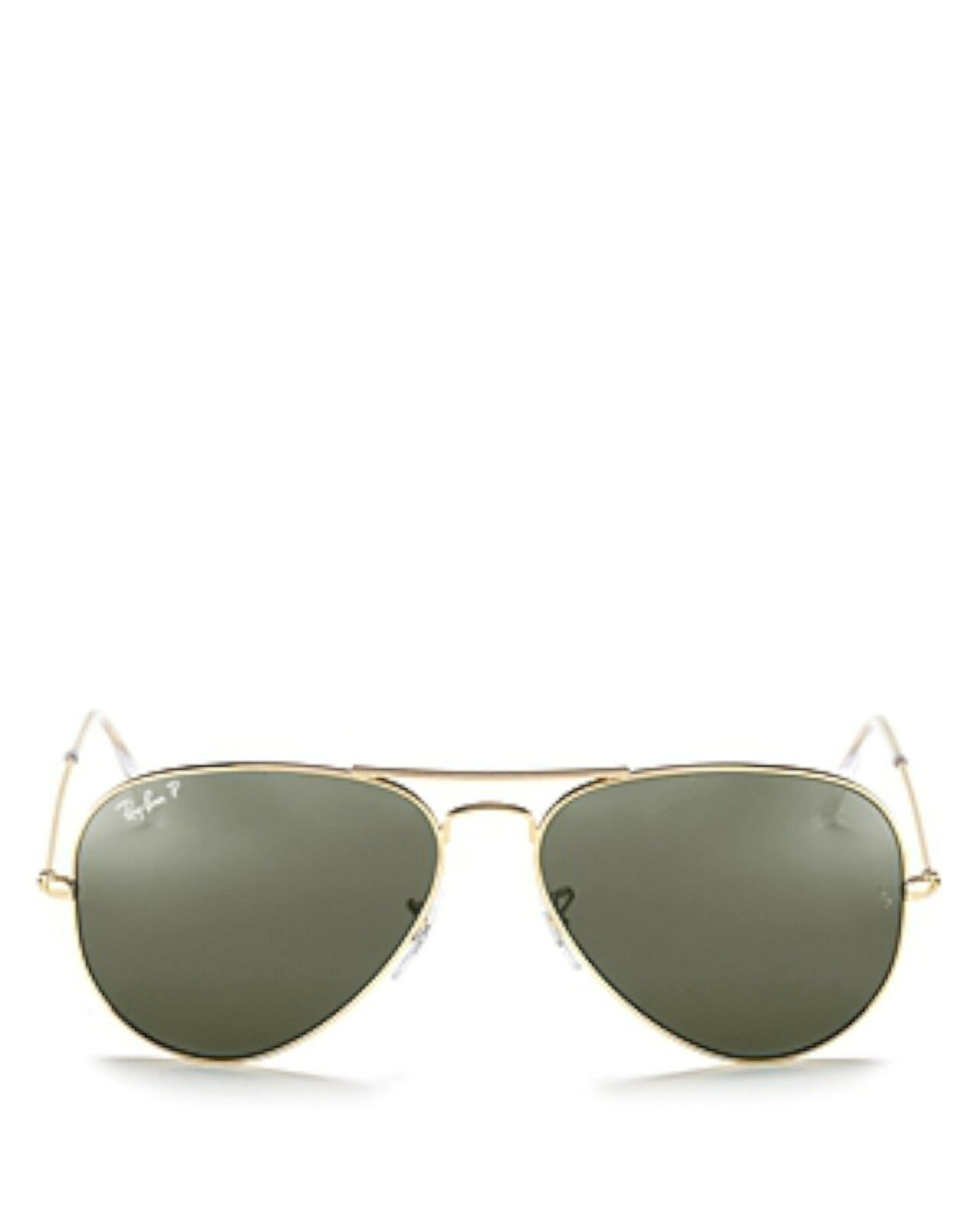 81a1d23fae Ray-Ban Aviator Classic Sunglasses RB3025 001 58 62-14 Green Classic ...