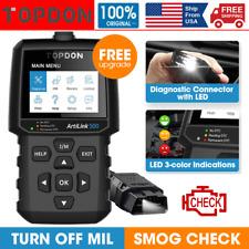 Vehicle Scan Tool Obd2 Scanner Car Fault Code Reader Diagnostic Service Reset