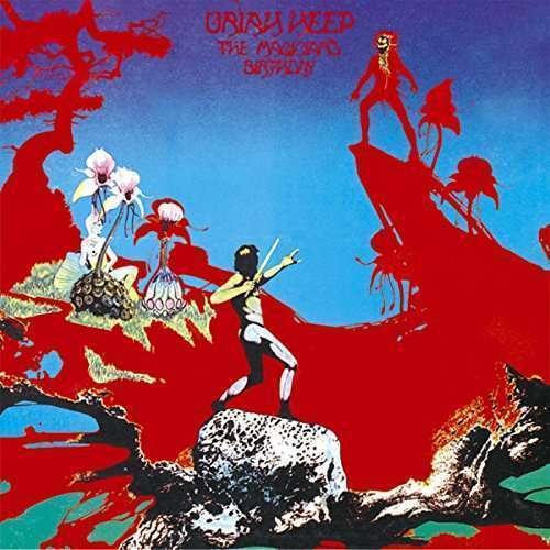 Uriah Heep - The Magician's Geburtstag (2-CD Neue CD