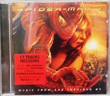 Danny Elfman - Spider-Man 2 [Original Motion Picture Soundtrack] (CD 2004)