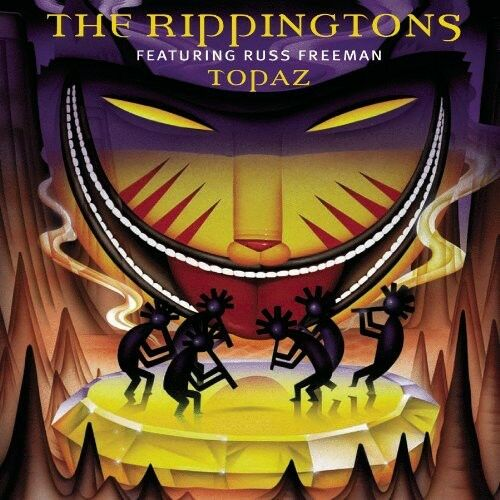 The Rippingtons - Topaz [New CD]